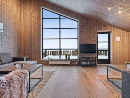 stue, leilighet til leie i Trysil, Trysiltunet 6C