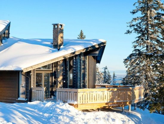 outside, cabin to rent in Trysil, Ugla 982