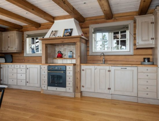 kitchen, cabin to rent in Trysil, Ugla 978
