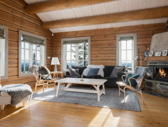 living room, cabin to rent in Trysil, Ugla 978