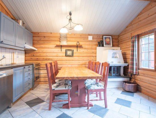 kitchen, apartment to rent in Trysil, Vikinggrenda 20A