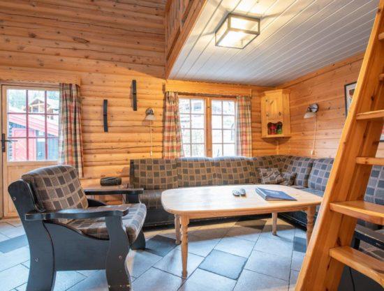 stue, leilighet til leie i Trysil, Vikinggrenda 20A