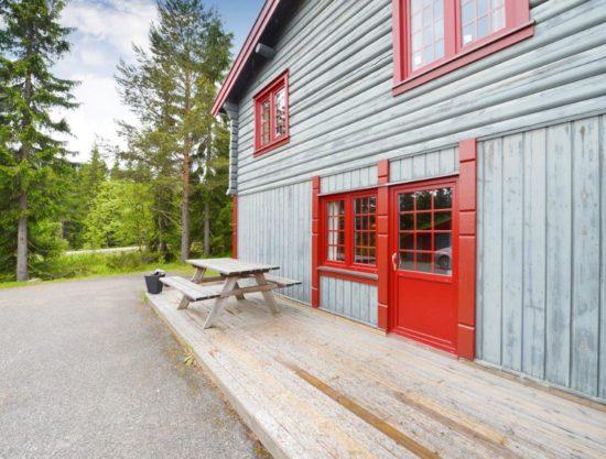 fasade, leilighet til leie i Trysil, Vikinggrenda 13C