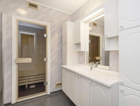 bad og badstue, leilighet i Trysil til leie, Snøhvit 1188A