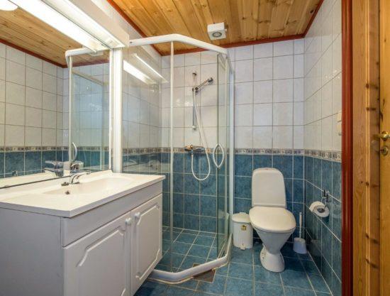 bad, leilighet i Trysil til leie, Lisetra 718C