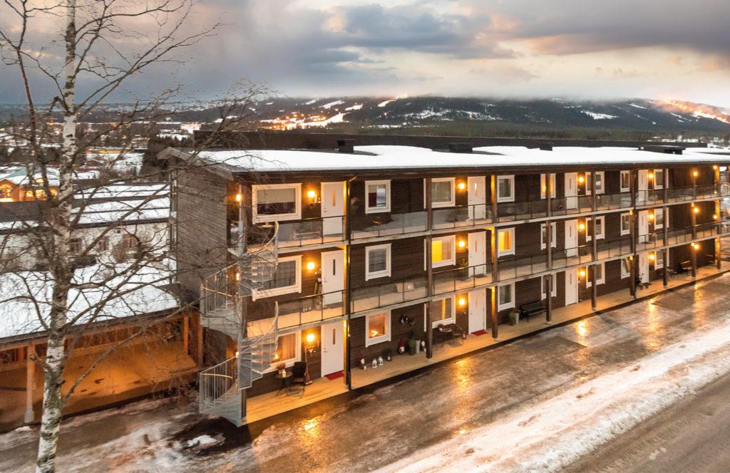 Bo i leilighet i Trysil sentrum, bookTrysilonline