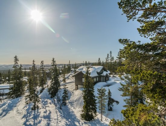 outside, apartment to rent in Trysil, Ugla 917