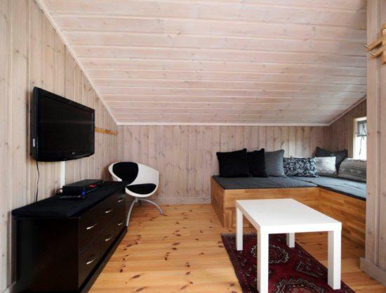 smaller livingroom, cabin to rent in Trysil, Ugla 982