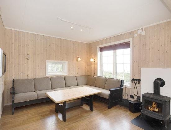 stue, leilighet i Trysil til leie, Snøhvit 1188A
