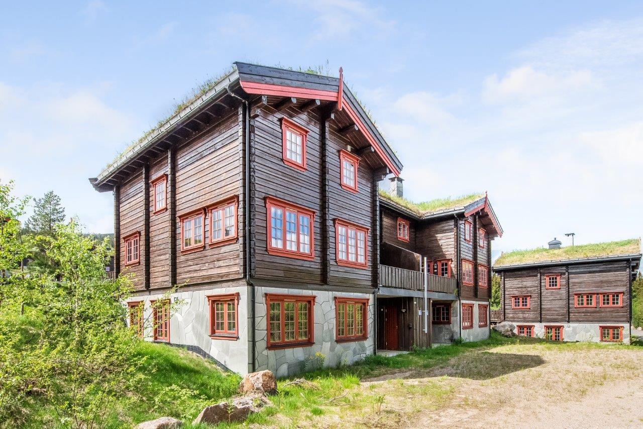 Bilde av hytte på Trysilfjell Hytteområde - booktrysilonline