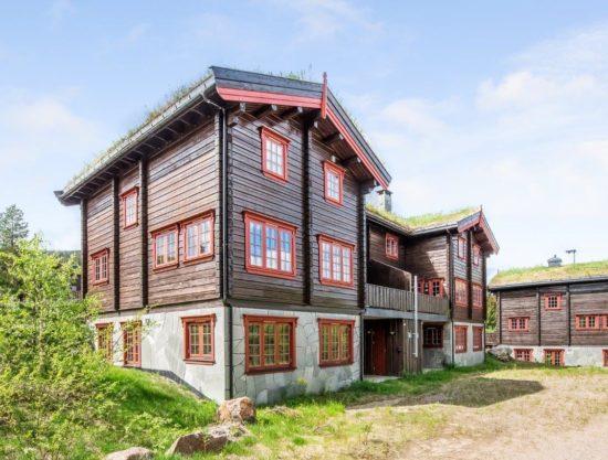 fasade, leilighet til leie i Trysil, Lisetra 719C