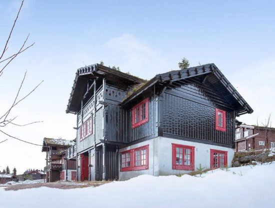 outside, cabin to rent in Trysil, Storsten 730