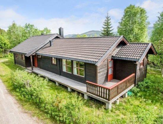 fasade, leilighet i Trysil til leie, Trysil Alpin 45