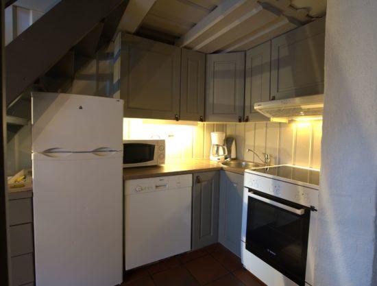 kjøkken, Drengestue 1105A