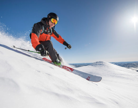 The best time to visit Trysil is March through April