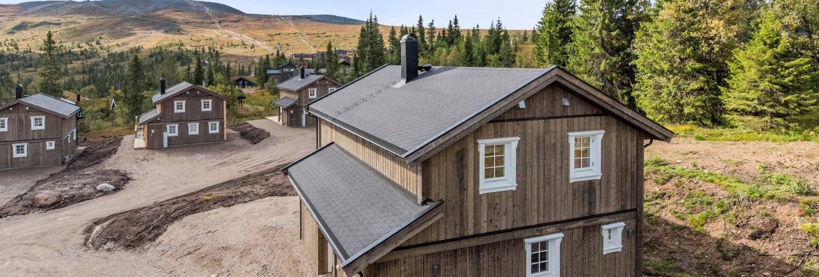 Bilde av fasade - Fageråsen 922A - Lei hytte i Trysil