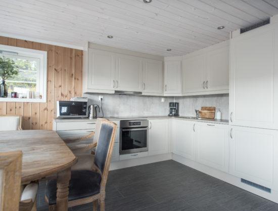 Bilde av kjøkken - Fageråsen 922A - Lei hytte i Trysil