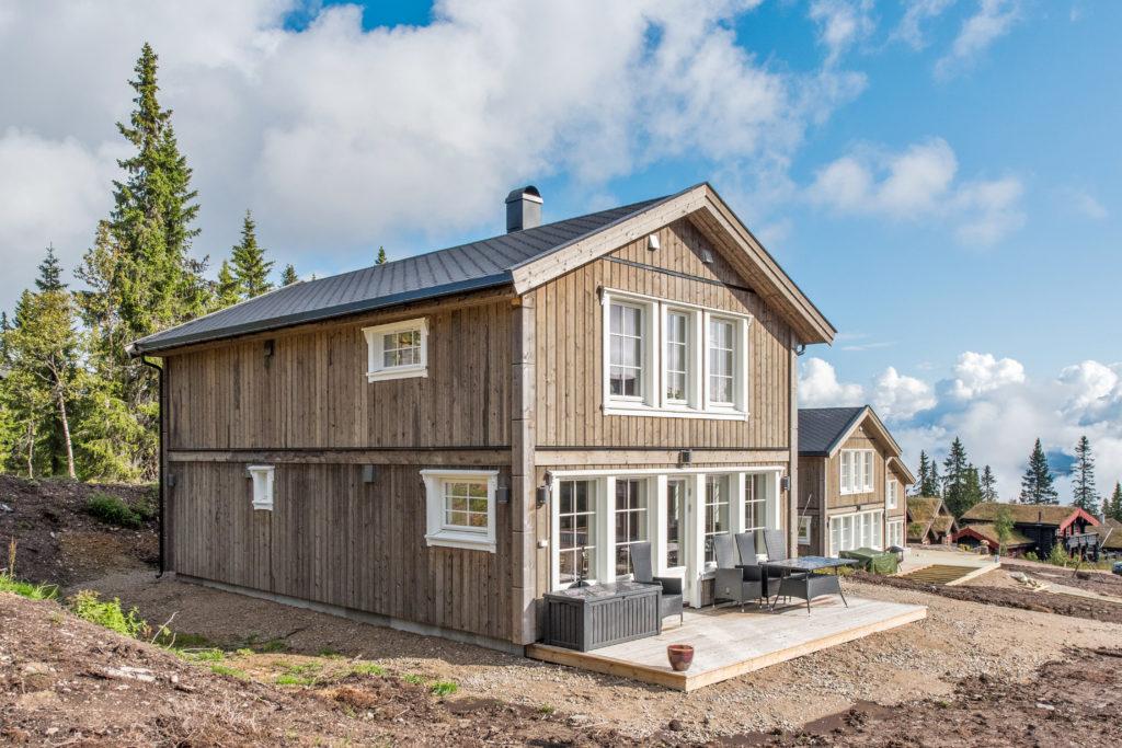 Bilde av leilighet Fageråsen 922A ute - booktrysilonline