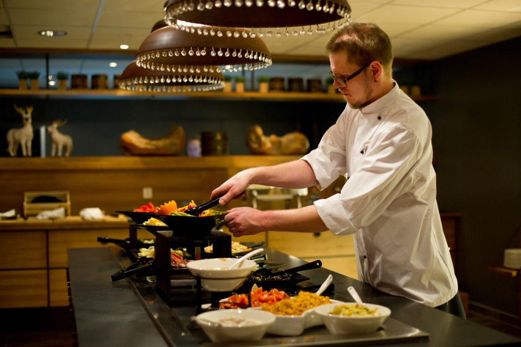 kokk på Radisson Blu Mountain Resort & Residences i Trysil