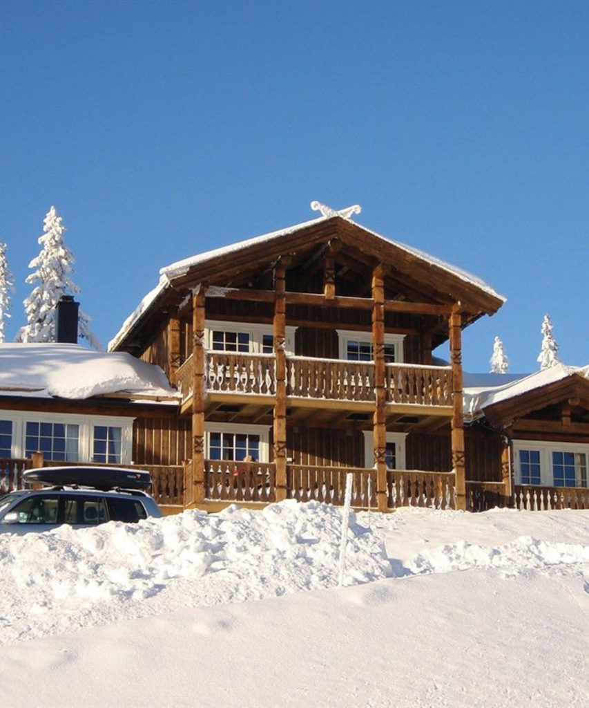 Ugla 951 - cabin rental in Trysil - large cabins