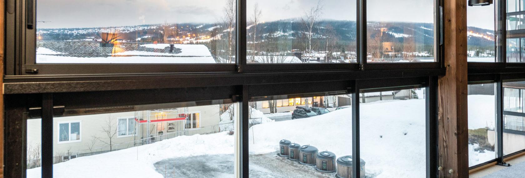 Bilde fra innside av leilighet i trysil sentrum - booktrysilonline