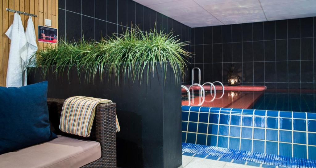 Bilde av velvære og spa-avdeling på Radisson blu resort i Trysil