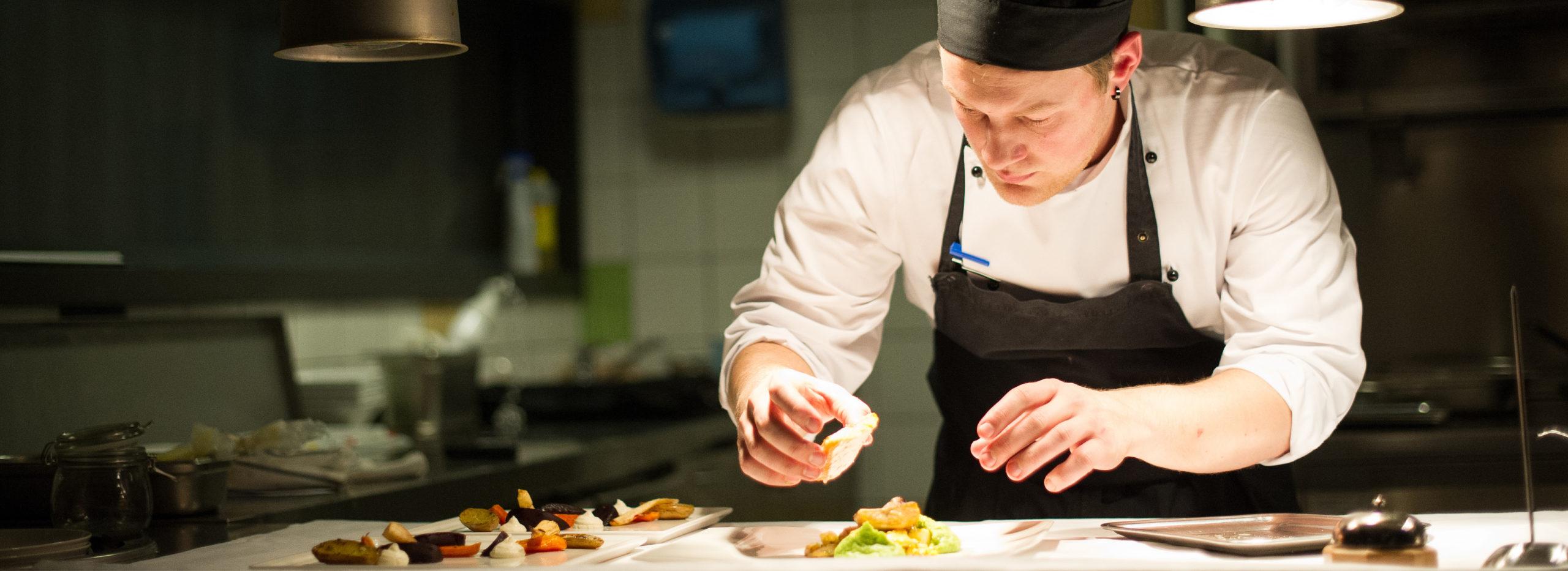 Kokk på Radisson Blu Resort Trysil